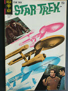 Star Trek 4 1969 Comic Book V/f+ Western Publishing Co. Paramount Pictures