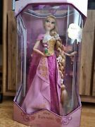 Disney Store Rapunzel Limited Edition Doll Tangled Brand New In Box April 2021