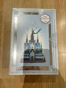 Disney Castle Collection Hanging Ornament - Frozen Arendelle 2 Of 10 - New Box