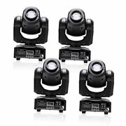 Moving Head Stage Lights, 25w Led Spot Moving Head Light Rgbw 4 Color Wash