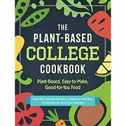 H9781507214145 The Plant-based College Cookbook Plant-based, Easy-to-make,