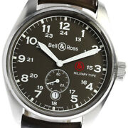 Bell&ross Military Type 123.m Limited To 999 Automatic Menand039s Watch_643459