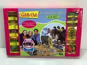 The Saddle Club 'cross Country Game Board Game Complete Like New Abc Kids Retro