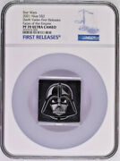 Pre-order 2021 Star Wars Faces Of The Empire Darth Vader - Ngc Pf70 Fr W/ogp