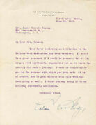 Calvin Coolidge - Typed Letter Signed 06/15/1923