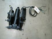 Mercury 99659a22 Power Trim Unit - 6 Wire - Works Great - No Leaks/drifts - Used