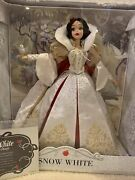 Disney Snow White Limited Saks Fifth Ave Exclusive Limited Edition Doll