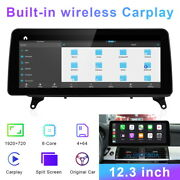 12.3and039and039 Ips Android Car Stereo Radio Gps Dvd Player New For Bmw X5 X6 E70 E71 Cic