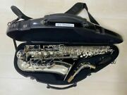 Yamaha Yas-62s Alto Saxophone W/ Case And Care Kit Good Condition Made In Japan