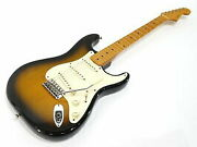 Fender Usa Eric Johnson Stratocaster 2ts Used Electric Guitar With Tough Case