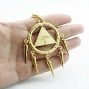 Yu-gi-oh Millennium Ring Item Duel Monsters Motif Cosplay Anime Necklace Cosplay