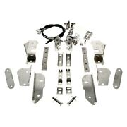 For Chevy Truck 47-56 Auto Metal Direct X927-4000-3s X-parts Tailgate Latch Kit