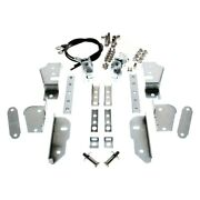 For Chevy Truck 47-56 Auto Metal Direct X927-4000-2s X-parts Tailgate Latch Kit