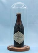 Bouteille Coca-cola Trademark Registered Andlaquo Straight Side Andraquo Richmond - 1917/1919