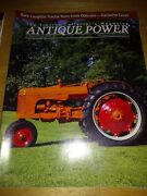 3 Antique Power Tractor Magazines 2006 Huber Laughlin Moline