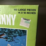Vtg 1963 Bugs Bunny 100 Piece Jigsaw Puzzle Whitman Unopened Original Target Tag