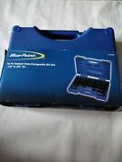 New Blue-point 16-pc 1/2 And 3/4 Impact Interchangeable Bit Set Itcids