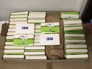 Lot Of 75 Ibm Golf Tee Sets W Ball Marker New Vintage Tees Pc Computer Aol Dell