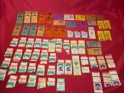 Lot Of 70 Tampa Bay Rowdies Ticket Stubs 1978-1981 Nice Collection