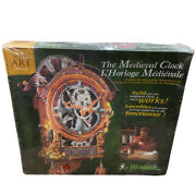 Wrebbit Build Art Collection The Medieval Clock L'horloge Medieval New Steampunk