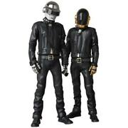 Medicom Toy Rah/real Action Heroes Daft Punk Human After All Ver.2.0 Figure Rare