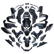 Unpainted Abs Front Nose Cover Fairing Cowl For Honda X-adv 750 2017-20 068 Sa