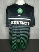 Celtic Fc Nike Tennents Football Top