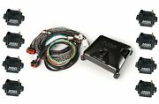 Msd 8000-8 Pro 600 Cdi Ignition System W/8232 Coils