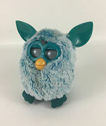 Furby Boom Interactive Toy Pet Hasbro 2012 Grey Teal Robotic Toy Friend Tested