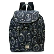 Nwt Disney Dooney And Bourke Haunted Mansion Backpack Portraits Sealed