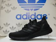 Brand New Adidas Ultraboost 20 Menand039s Running Shoes Color Black/black Eg0691