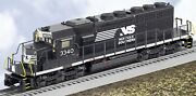 Lionel - Norfolk Southern Sd40-2 Diesel Loco Legacy 3340 - O Scale 6-28257
