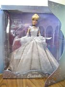 Disney Saks Limited Edition 17 Cinderella Doll-never Removed-gorgeous