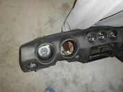 Datsun 260z Dashboard With Gauges, Wiring Harness, Heater Control And Glovebox
