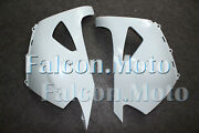 Glossy White Injection Right Left Side Lower Fairing Fit For 2012-2017 Zx14r Aaa