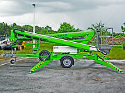 Nifty Tm50 Towable Lift56and039 Height2021 Gas Poweredall Hydraulicno Computer