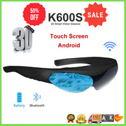 Smart 3d Glasses K600s Virtual Reality Video Game Android All In One Fpv 20-2021