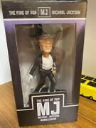 Michael Jackson The King Of Pop Bobblehead - New In Box