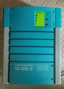 Mastervolt Chargemaster 12/100-3 Marine Automatic 100a Battery Charger 44011000