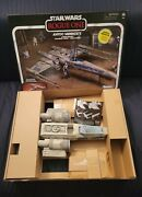 Star Wars The Vintage Collection Antoc Merrickand039s X-wing Fighter Only In Hand