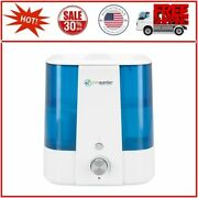 Top Fill Cool Mist Ultrasonic Humidifier With Aroma Tray And Filter
