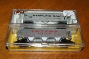 N Scale Atlas Covered Hoppers Southern Micro Train Wheel Sets Knuckle Couplers