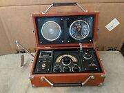 Spirit Of St. Louis Radio Alarm Clock S.o.s.l. Collection Lindbergh Ed.   Tested
