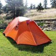 Msr Titanium Fusion 2 Tent Moss Limited To 32/100 Worldwide Outdoor Camp Rare