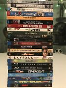 24 X Blu Ray Collection Lot Complete With Slip Covers Digital Codes Cases Art.