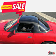 For Mazda Mx5 Nb Roadster Oem Carbon Fiber Hard Top With Purspec Window