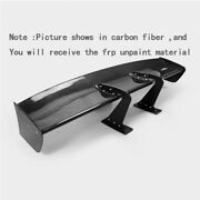 Rear Gt Spoiler Wing Part Frp For Toyota Ft86 Subaru Brz Frs Vtx Style Swn-style