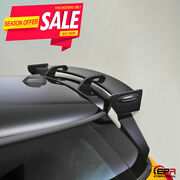 Carbon Roof For Mini Cooper F56 Gm Type Carbon Fiber Rear Spoiler Wing Racing