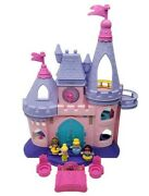 Little People Disney Princess Songs Palace Belle Tink Cinderella Snow White