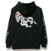 Ergo Proxy 15th Anniversary Number 3 Pullover Hoodie Black Japan Limited Cosplay